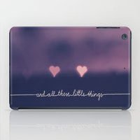 one direction iPad Cases featuring ONE DIRECTION by SUNLIGHT STUDIOS  Monika Strigel