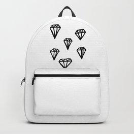 Little Rocks - Diamonds Backpack