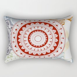 One by another Rectangular Pillow
