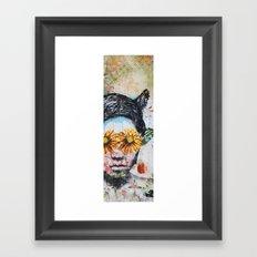 Los Arboles de Fantasia 1 Framed Art Print