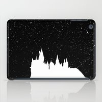 hogwarts iPad Cases featuring Hogwarts Space by IA Apparel
