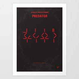 No066 My predator MMP Art Print