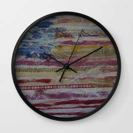 A Nation's Hope Wall Clock
