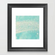 Summer Day Dream Framed Art Print