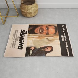 Classic Horror Movie Poster Rug