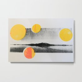 Moonrise Kingdom Metal Print