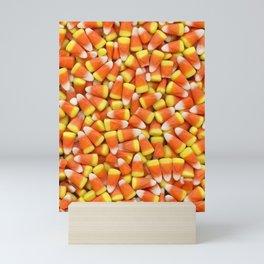 Candy Corn Mini Art Print