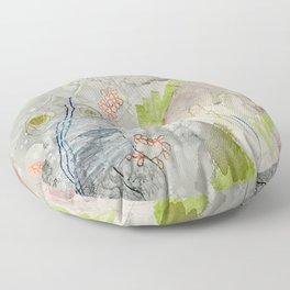 Remnants Floor Pillow