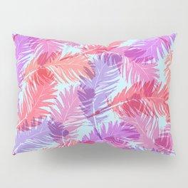 Feathers pattern Pillow Sham