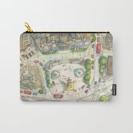 Trafalgar Square Carry-All Pouch