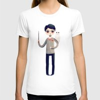 harry T-shirts featuring Little Harry by Nan Lawson