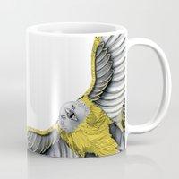 pride Mugs featuring Pride by Schwebewesen • Romina Lutz
