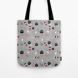 ADSOM-Pattern Tote Bag
