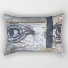 Here's Looking at You, Morgan Rectangular Pillow