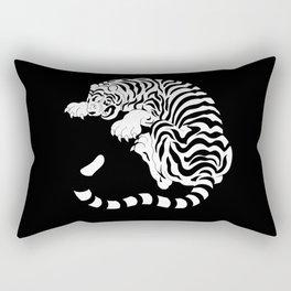 Siberian Shadow Rectangular Pillow
