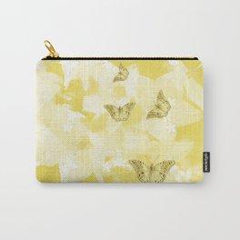 Secret spring garden with butterflies Carry-All Pouch