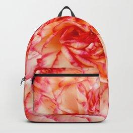 Coral Carnation Backpack