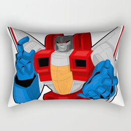 Starscream Rectangular Pillow