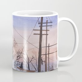 Sunset in NY Coffee Mug