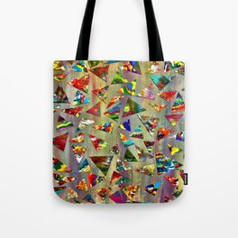 Broken Dreams Tote Bag