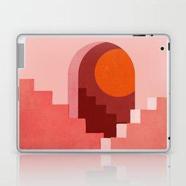 Abstraction_SUN_Architecture_Minimalism_001 Laptop & iPad Skin