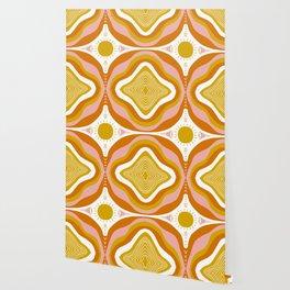 sunshine mandala Wallpaper