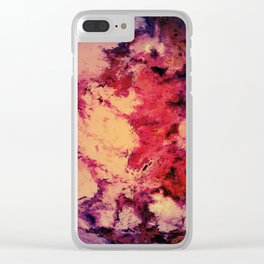 Thunder Clear iPhone Case