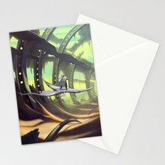 The Derelict Stationery Cards