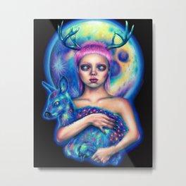 Inner space Metal Print
