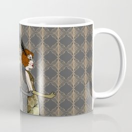 Art Deco Trio Coffee Mug
