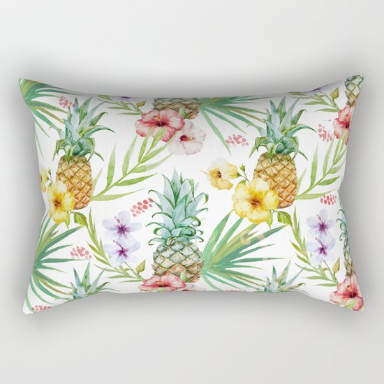 Tropicana yeah Rectangular Pillow