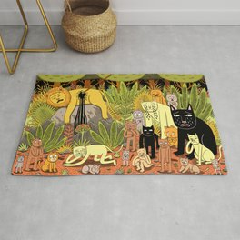 Death of the King Rug