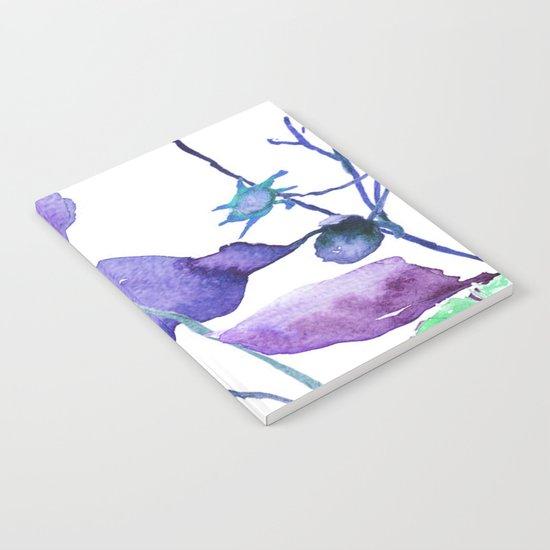 Flowers 01 Notebook