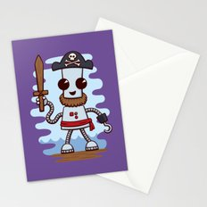 Pirate Ned Stationery Cards