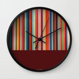 London 89 Wall Clock