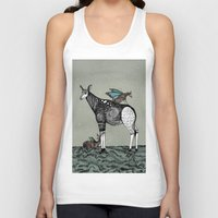 starry night Tank Tops featuring Starry Night by Kianna Kilgren