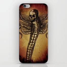 SERPENT LORD iPhone Skin