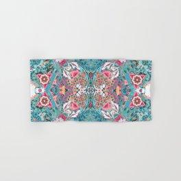 Blossoming Mandala Hand & Bath Towel