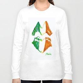 Kiss Me, I'm Irish Long Sleeve T-shirt