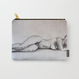 Reclining Nude 1 Carry-All Pouch