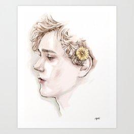 Tarjei Sandvik Moe Art Print