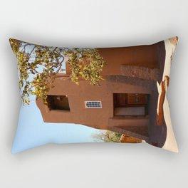 San Miguel Chapel Rectangular Pillow