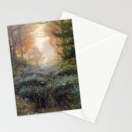 Dew-Drenched Furze by John Everett Millais (1889) Stationery Cards