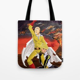 One Punch Tote Bag