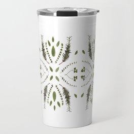 HERBS COLLAGE Travel Mug