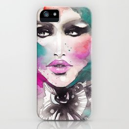 Love Color iPhone Case