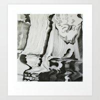 running Art Prints featuring Running by Phiona Pham