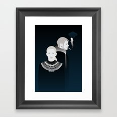The Killing Framed Art Print