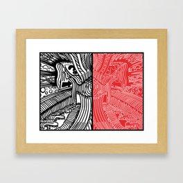 Unknown Framed Art Print