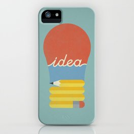 I've Got An Idea iPhone Case